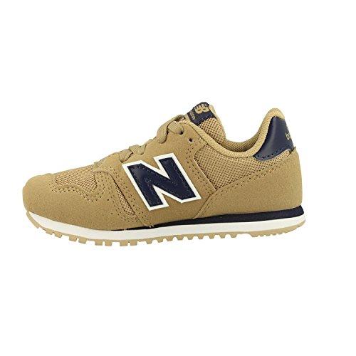 New Balance Unisex Adults' Zapatillas Kj373tay Fitness Shoes, Beige Grey (Grey Kj373tay)