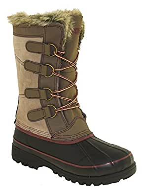 Amazon.com | Khombu Andie 2 Women's Winter Boots | Boots