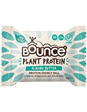 Bounce Plant Protein Almond Butter Ball 12 Pack, 12 x 40g