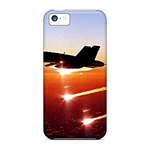 Durable F 18 Flareset Back Case/cover For Iphone 5c