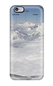 For NaNsWKT3548rBbVM Himalaya Range (photo) Protective Case Cover Skin/iphone 6 Plus Case Cover