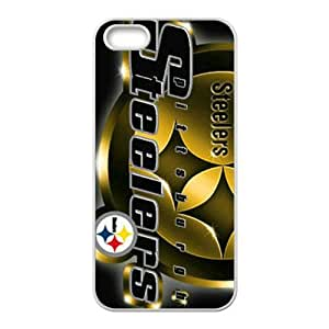 NFL Steelers Cell Phone Case for iPhone 5S