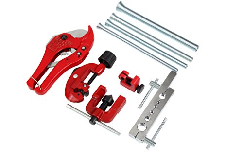 Shankly 9 Piece Flare Tool, Brake Flaring Tool, Brake Line Flaring Tool, Brake Line Flare Tool by Shankly (Image #3)