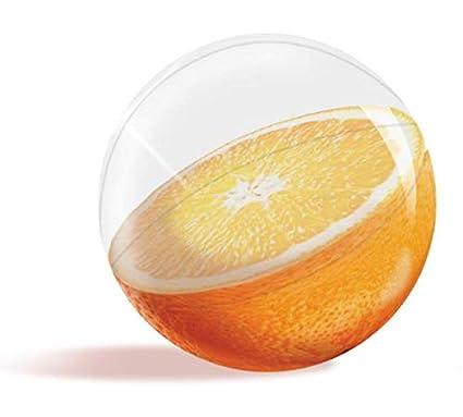 Amazon.com: Poolcandy - Bola de playa 3D hinchable, color ...
