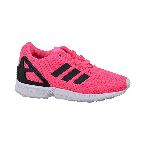 Adidas Originals-Fashion/modo-Zx flujo Kid, color rosa