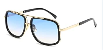 YANJING Gafas de Sol Hembra Vendimia Polarizado Protección UV 400 Viaje al Aire Libre Ordenador Personal