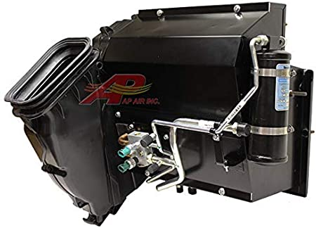 F31-1036-1 Kenworth Complete Evaporator and Heater Assembly with Spal Blower Update Kit