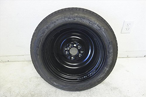 Space Saver Spare Tire - 2003 2004 2005 2006 2007 2008 Nissan 350Z Spare Tire Space Saver Donut Disc Rim Wheel 40312-