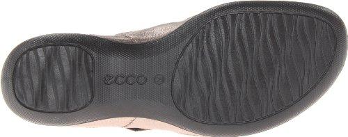 Warm Sandale Kleid Frauen Flash Grey Metallic ECCO Tanga wqUOBXq