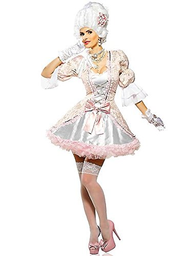 Marie Antoinette Costume - Medium - Dress Size 8-10 (Marie Antoinette Halloween Costume)