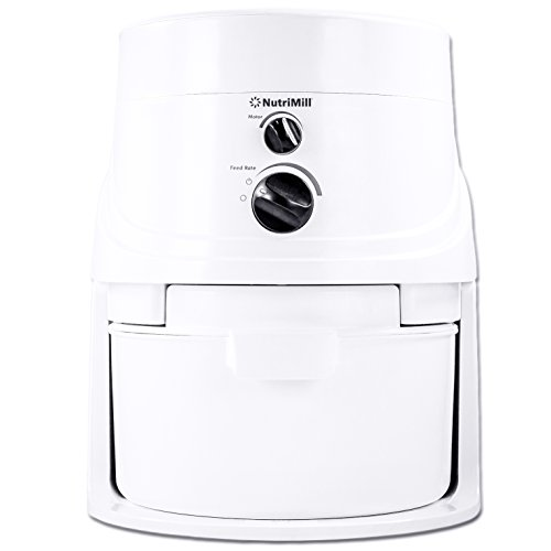 0200 High Speed Grain Mill, 1200 Watt, 5 Cups Per Minute ()