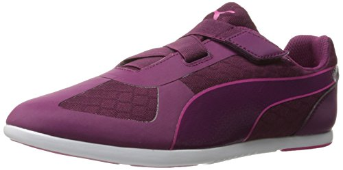 - PUMA Women's Modern Soleil ac gem Dance Shoe, Purple/Magenta, 8.5 M US