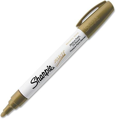 Sharpie Oil Based Marker Medium Metallic product image