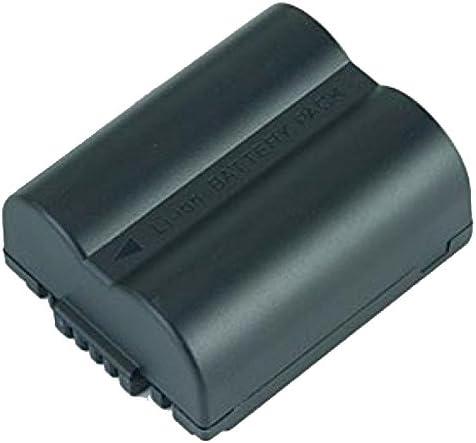 2-Pack Replacement Battery 1200mAh, 7.4V, Li-Ion /& Charger Set for Panasonic CGA-S006A Digital Camera