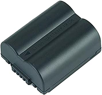 750 mAh 1x Charger Replacement for Panasonic Lumix DMC-FX7T BattPit trade; New 2x Digital Camera Battery