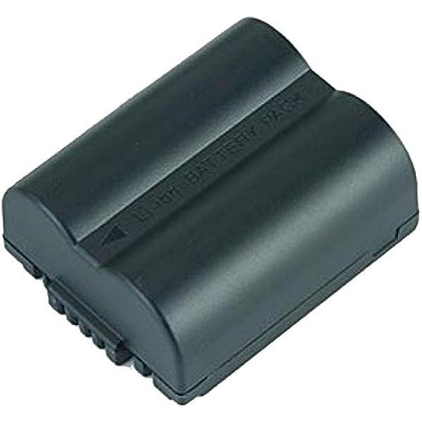 Panasonic CGA-S003 by Wasabi Power CGAS003A1B Replacement Battery Premium Cells 530mAh 2-YR Warranty