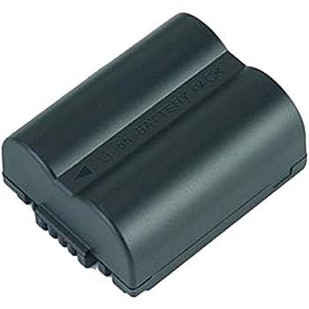 Panasonic CGR-S006A/1B Battery - Replacement for Panasonic Digital Camera Battery