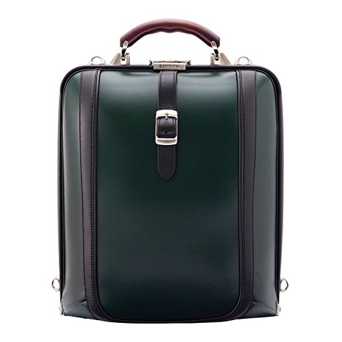 ARTPHERE Dulles Bag TOUCH F4 Model DS4-TO (GREEN) by ARTPHERE