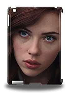 Ipad Air Hard Back With Bumper Silicone Gel Tpu 3D PC Case Cover Scarlett Johansson American Female The Avengers Her Lost In Translation ( Custom Picture iPhone 6, iPhone 6 PLUS, iPhone 5, iPhone 5S, iPhone 5C, iPhone 4, iPhone 4S,Galaxy S6,Galaxy S5,Galaxy S4,Galaxy S3,Note 3,iPad Mini-Mini 2,iPad Air )