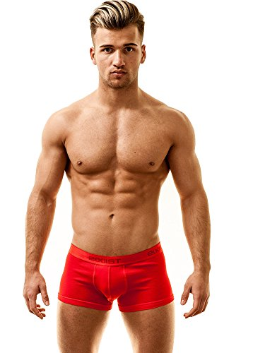 No x show 2 ist Boxer 3 Hombre Boxer Black Grey Red Pack tawpAO