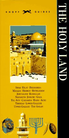 Knopf Guide to The Holy Land