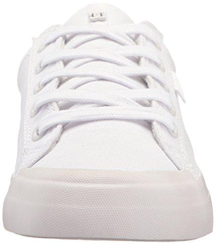 Blanco DC mujer Shoes Zapatillas skateboarding de para wv7qBwY