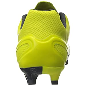 PUMA Women's Evospeed 1.4 Firm Ground WN's Soccer Shoe, Sulphur Spring/Total Eclipse/Electric Blue Lemonade, 7 B US