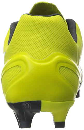 Puma Dames Evospeed 1.4 Firm Grond Wns Soccer Cleat Sulfur Spring / Total Eclipse / Electric Blue Limonade