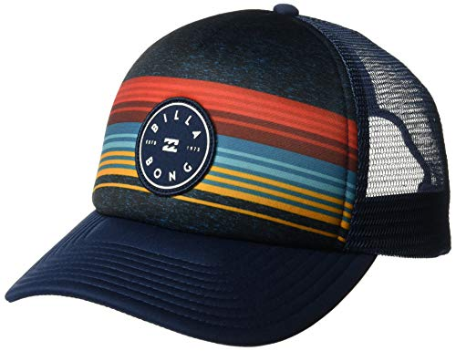 Billabong Men's Scope Trucker Hat Indigo One Size ()