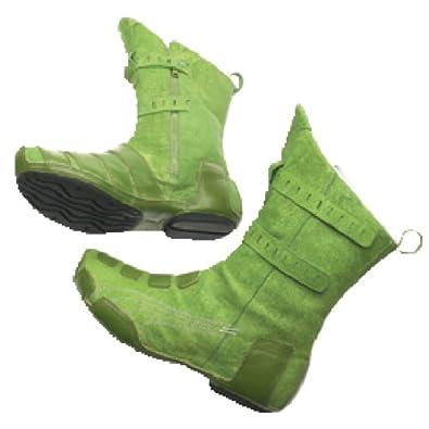 puma motorradstiefel grün