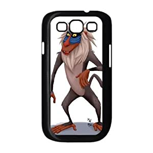 Disney The Lion King Character Rafiki Samsung Galaxy S3 9 Cell Phone Case Black gift pp001_9438680