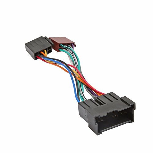 Inex Car Stereo Radio ISO Wiring Harness Adaptor Loom HY-100 for Kia Magentis: