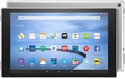 Certified Refurbished Fire HD 10 Tablet, 10.1