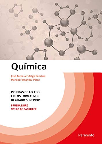Amazon Com Química Temario Pruebas De Acceso A Ciclos