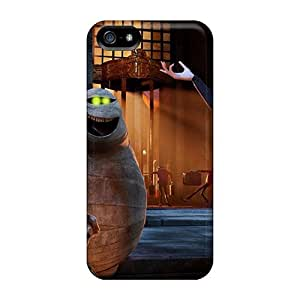 MMZ DIY PHONE CASEIphone 5/5s Case, Premium Protective Case With Awesome Look - Hotel Transylvania Cartoons