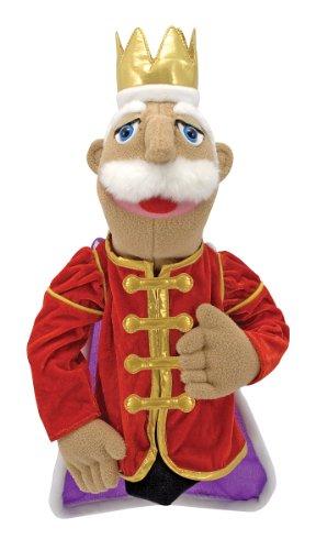 King Puppet Toys Baby Kids Games - Doug King Puppet