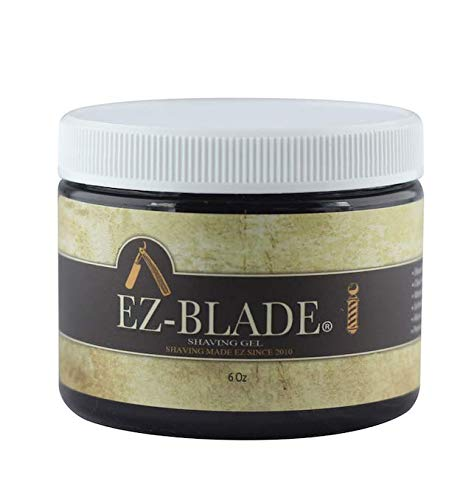 EZ BLADE Shaving Gel (6 oz) ()