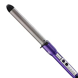 INFINITIPRO BY CONAIR Tourmaline Ceramic Curling Wand, 1-inch Extra Long Barrel - 4194ZpaCuOL - INFINITIPRO BY CONAIR Tourmaline Ceramic Curling Wand, 1-inch Extra Long Barrel