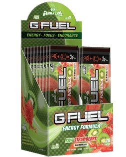G Fuel Kiwi Strawberry Box (20 Pack)