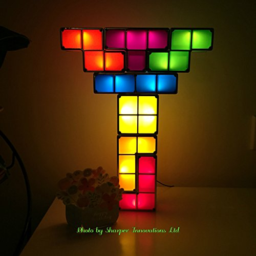 TACTBIT LIGHT - 7 PCS USB POWERED, MUST HAVE FOR HOME & OFFICE, MAGICAL DECORATIVE LIGHT, PERFECT VALENTINE'S DAY (Magical Light)