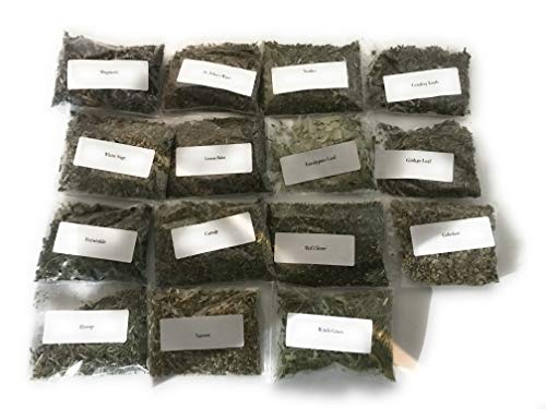 Ritual Herbal Spell Collection. Magical/Mystical Herbs for Spellwork, Wicca, Pagan, Witchcraft.