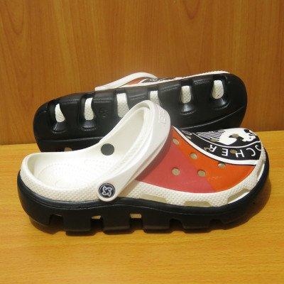 Xing Lin Sandalias De Hombre Orificio De Deportes Zapatos De Hombre Calzado De Playa Patrón Baotou Jardín Llano Zapatos Para Hombres Sandalias Hueco Antideslizante Germany