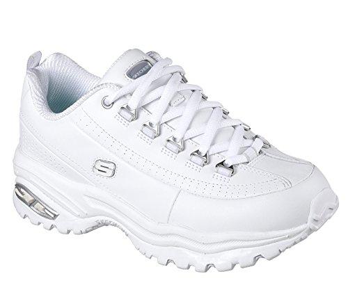 Skechers Sport Premium Vedere Doppia Donna Sneaker Bianco