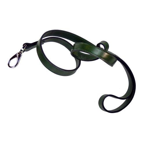 hartman-rose-5002-barclay-dog-lead-1-2-inch-ivy-green