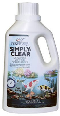 Mars Fishcare North America 248D 64-oz  Simply Clear Pond Clarifier -  Quantity 6