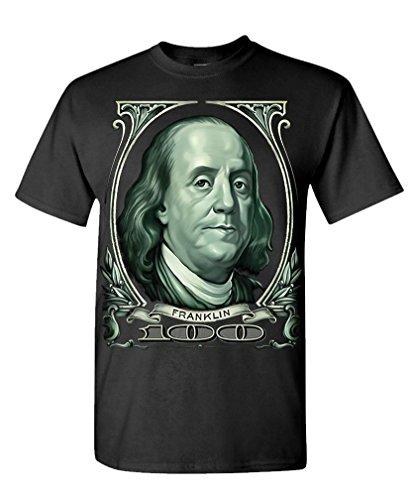 HUNDRED DOLLAR BILL benjamin note