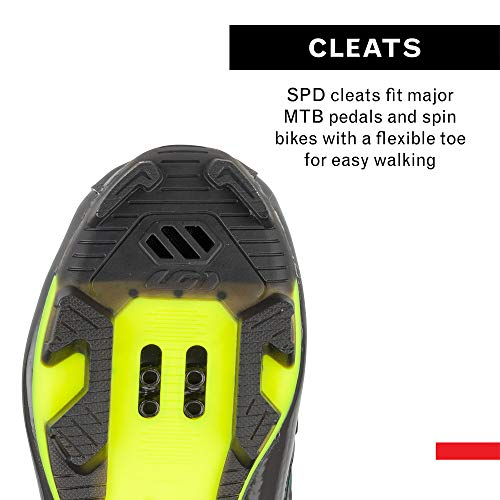 2377d7537 Louis Garneau - Women's Multi Air Flex Bike Shoes for Indoor Cycling,  Commuting and MTB