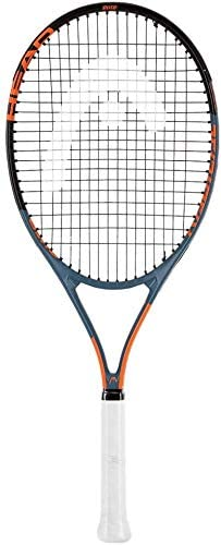 HEAD Ti Radical Elite Graphite Tennis Racket inc Protective Cover Available in Grip Size 1-4