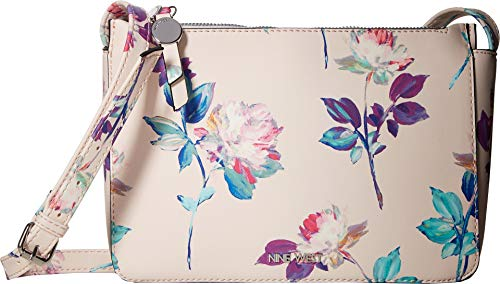 Nine West Women's Nylah A-List Crossbody Pink Multi One Size from Nine West