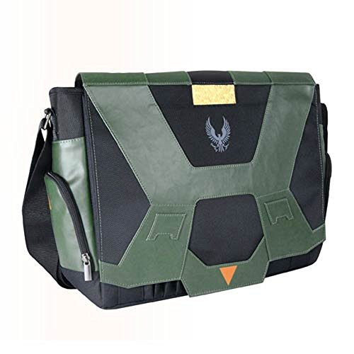 Halo Master Chief Messenger Bag (Halo Messenger Bag)